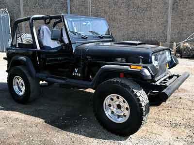 1994 jeep wrangler for sale at deer valley diesel repair inc. Black Bedroom Furniture Sets. Home Design Ideas